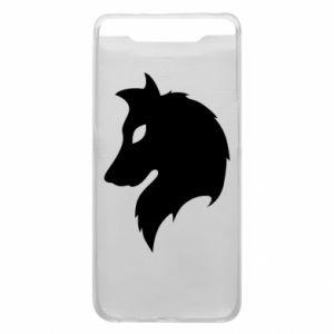 Phone case for Samsung A80 Wolf Alpha