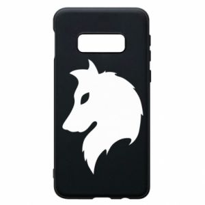 Phone case for Samsung S10e Wolf Alpha
