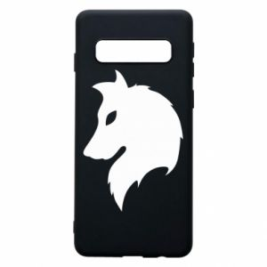 Phone case for Samsung S10 Wolf Alpha