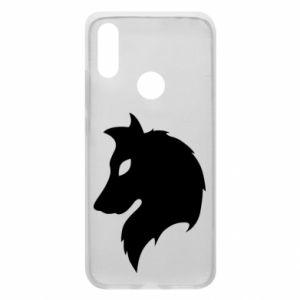 Phone case for Xiaomi Redmi 7 Wolf Alpha
