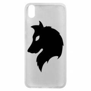 Phone case for Xiaomi Redmi 7A Wolf Alpha