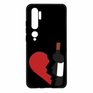 Etui na Xiaomi Mi Note 10 Wine broke my heart