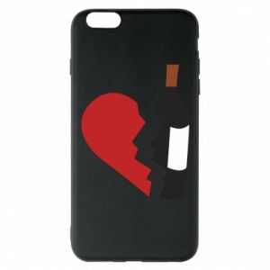 Phone case for iPhone 6 Plus/6S Plus Wine broke my heart