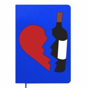 Notepad Wine broke my heart