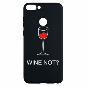 Phone case for Huawei P Smart Wine not - PrintSalon