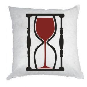 Poduszka Wine time