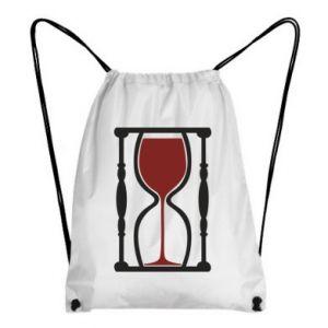 Plecak-worek Wine time