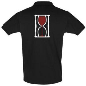 Koszulka Polo Wine time