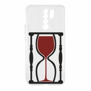 Xiaomi Redmi 9 Case Wine time