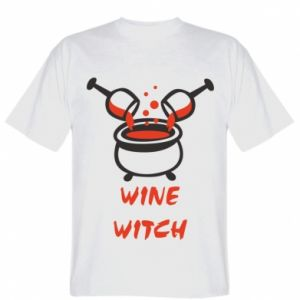 T-shirt Wine witch - PrintSalon