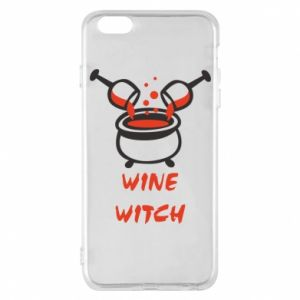 Phone case for iPhone 6 Plus/6S Plus Wine witch - PrintSalon
