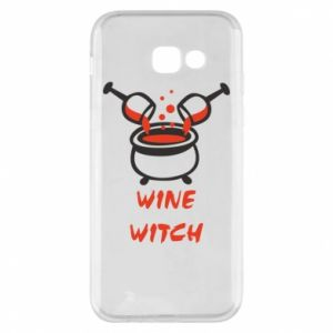Phone case for Samsung A5 2017 Wine witch - PrintSalon