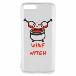 Phone case for Xiaomi Mi6 Wine witch - PrintSalon