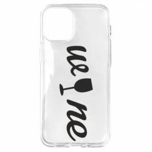 Etui na iPhone 12 Mini Wine