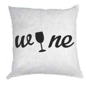 Poduszka Wine