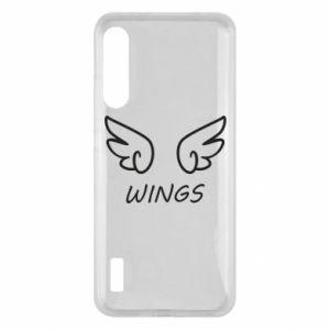 Etui na Xiaomi Mi A3 Wings
