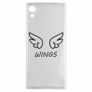 Etui na Sony Xperia XA1 Wings