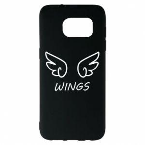 Etui na Samsung S7 EDGE Wings