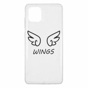 Etui na Samsung Note 10 Lite Wings