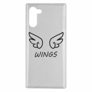 Etui na Samsung Note 10 Wings