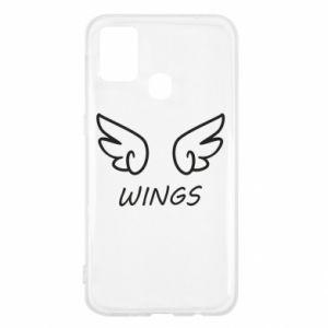 Etui na Samsung M31 Wings
