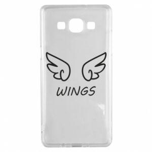 Etui na Samsung A5 2015 Wings