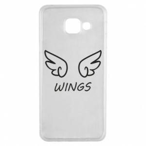 Etui na Samsung A3 2016 Wings