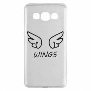 Etui na Samsung A3 2015 Wings