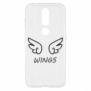 Etui na Nokia 4.2 Wings