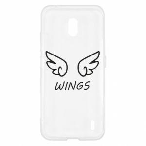 Etui na Nokia 2.2 Wings