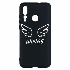 Etui na Huawei Nova 4 Wings
