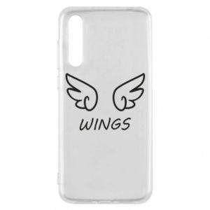 Etui na Huawei P20 Pro Wings