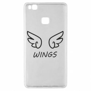 Etui na Huawei P9 Lite Wings