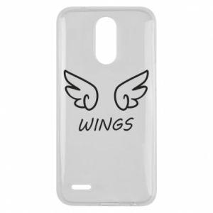 Etui na Lg K10 2017 Wings