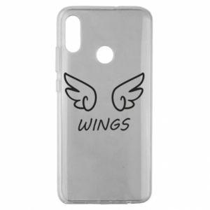 Etui na Huawei Honor 10 Lite Wings