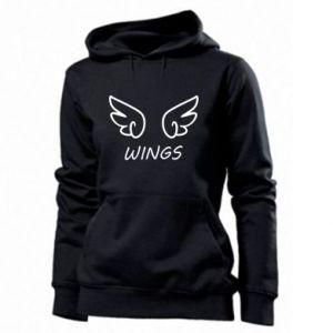 Women's hoodies Wings