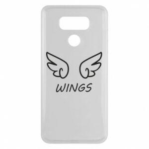 Etui na LG G6 Wings