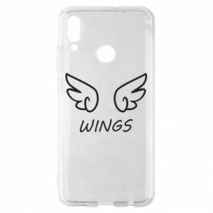 Etui na Huawei P Smart 2019 Wings