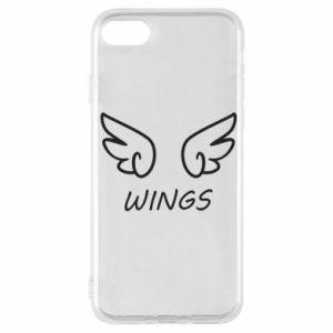 Etui na iPhone SE 2020 Wings