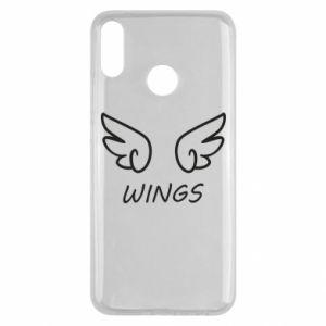 Etui na Huawei Y9 2019 Wings