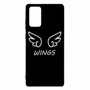 Etui na Samsung Note 20 Wings