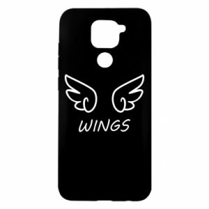 Etui na Xiaomi Redmi Note 9/Redmi 10X Wings