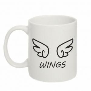 Kubek 330ml Wings