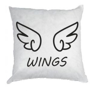 Pillow Wings