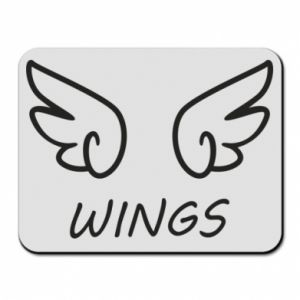 Mouse pad Wings