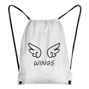 Backpack-bag Wings