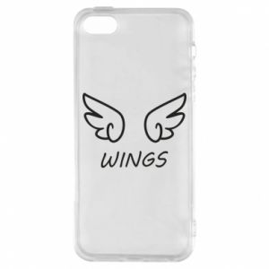 Phone case for iPhone 5/5S/SE Wings