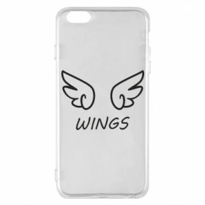Phone case for iPhone 6 Plus/6S Plus Wings