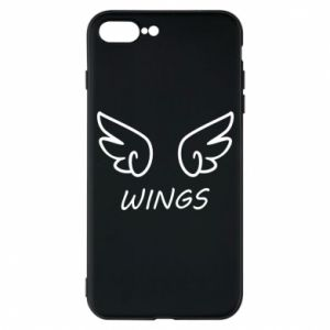 Phone case for iPhone 7 Plus Wings