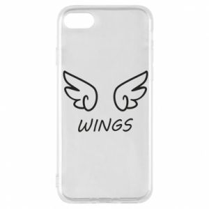 Phone case for iPhone 8 Wings
